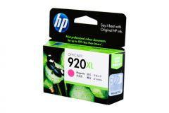 HP #920 Genuine Magenta XL Ink CD973AA - 700 pages