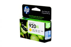 HP #920 Genuine Yellow XL Ink CD974AA - 700 pages