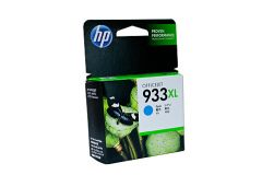 HP #933 Genuine Cyan XL Ink CN054AA - 825 pages
