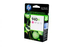 HP #940 Genuine Magenta XL Ink C4908AA - 1,400 pages