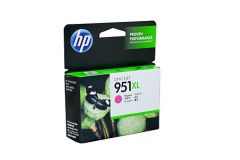 HP #951XL Genuine Magenta Ink CN047AA - up to 1,500 pages