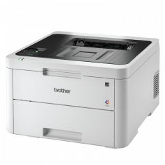 Brother HL-L3230cdw Colour A4 Laser - LED Printer, Wireless (WiFi) 2-sided Printing