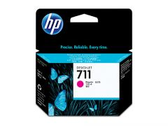 HP #711 Genuine 29ml Magenta Ink Cartridge CZ131A