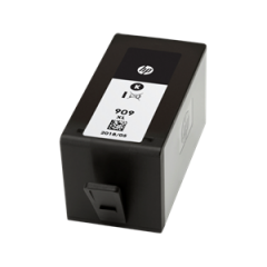 HP #909XL Genuine Black High Yield Ink Cartridge T6M21AA - 1,500 pages
