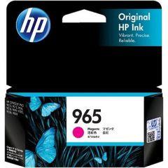 HP 965 Genuine Magenta Ink Cartridge 3JA78AA - 700 pages