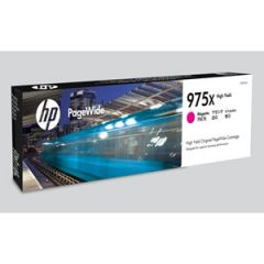 HP #975X Genuine Magenta High Yield Ink Cartridge L0S03AA - up to 7,000 pages