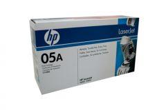 HP #05A Genuine Black Toner CE505A - 2,300 pages