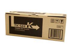 Kyocera TK584 Genuine Black Toner - 3,500 pages