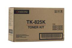 Kyocera TK825 Genuine Black Toner - 15,000 pages