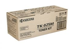 Kyocera TK825 Genuine Magenta Toner - 7,000 pages