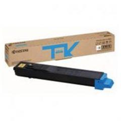 Kyocera TK8119 Cyan Toner Cartridge - 6,000 pages