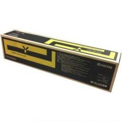 Kyocera TK8329 Genuine Yellow Toner - 12,000 pages