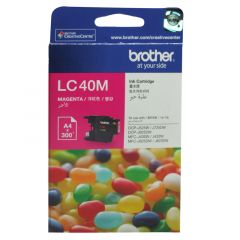 Brother LC40 Genuine Magenta Ink Cartridge - up to 300 pages