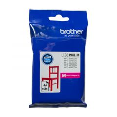Brother LC3319XL Genuine Magenta Ink Cartridge - up to 1500 pages