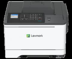 Lexmark C2425dw A4 Colour Laser Printer | 42CC137