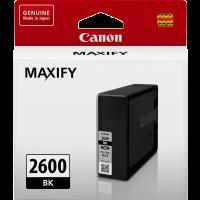 Canon PGI2600BK Genuine Black Ink Tank - 1,000 pages