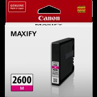 Canon PGI2600M Genuine Magenta Ink Tank - 700 pages