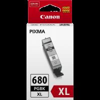Canon PGI680XL Genuine Black Ink Cartridge - 400 pages