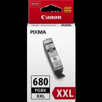 Canon PGI680XXL Genuine Black Ink Cartridge - 600 pages
