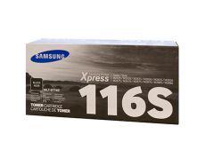 Samsung MLTD116S Genuine Black Toner - 1,200 pages