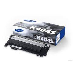 Samsung CLTK404S Genuine Black Toner - 1,500 pages