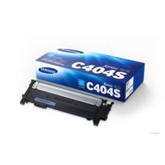 Samsung CLTC404S Genuine Cyan Toner  - 1,000 pages