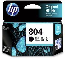 HP #804 Genuine Black Ink T6N10AA - 200 pages