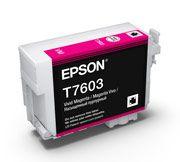 Epson 760  Genuine Vivid Magenta Ink Cartridge
