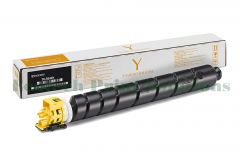 Kyocera TK8529Y Yellow Toner - 20,000 pages
