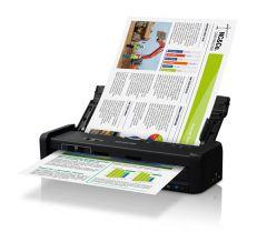 Epson WorkForce DS-360W Portable Document Scanner