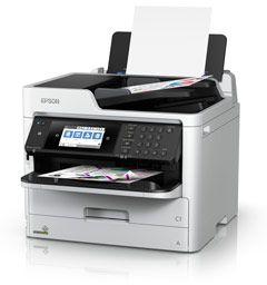 Epson WorkForce Pro WF-C5790 A4 Inkjet Multifunction Printer