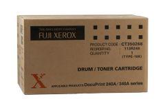 Fuji Xerox DocuPrint 240a/340a Genuine Black Toner Cartridge - 10,000 pages (CT350268)