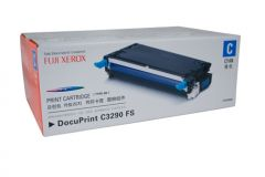 Fuji Xerox DocuPrint C3290fs Genuine Cyan Toner Cartridge - 6,000 pages (CT350568)