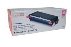 Fuji Xerox DocuPrint C3290fs Genuine Magenta Toner Cartridge - 6,000 pages  (CT350569)