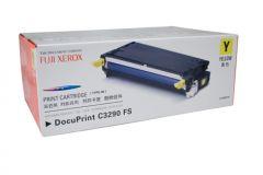 Fuji Xerox DocuPrint C3290fs Genuine Yellow Toner Cartridge - 6,000 pages  (CT350570)