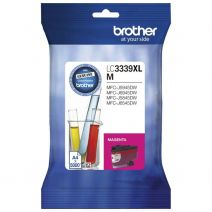 Brother LC-3339XLM Genuine High Yield Magenta Ink Cartridge - 5,000 pages