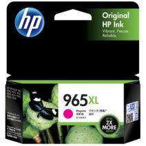 HP 965XL Genuine Magenta High Yield Ink Cartridge 3JA82AA - 1,600 Pages