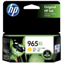 HP 965XL Genuine Yellow High Yield Inkjet Cartridge 3JA83AA - 1,600 Pages