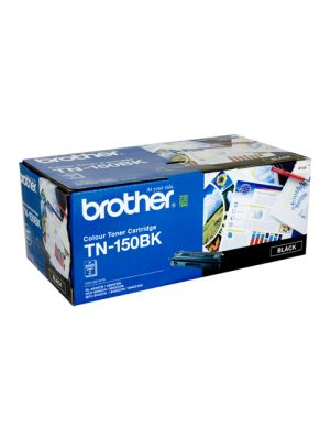Brother TN150 Genuine Black Toner Cartridge - 2,500 pages