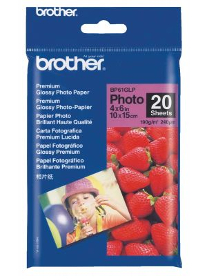 Brother BP61 GLP Glossy Paper