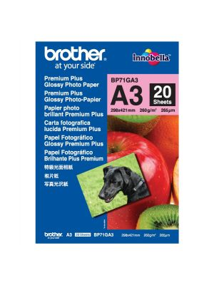 Brother BP71GA3 Glossy Paper