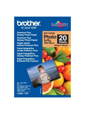 Brother BP71GP20 Glossy Paper