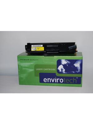 Eco-Friendly Envirotech, Brother TN346 Yellow Cartridge (Australian Made)