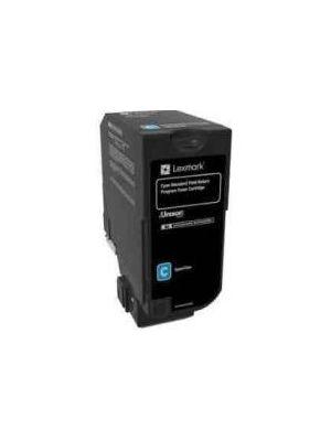 Lexmark C2360C0 Genuine Cyan Toner Cartridge - Standard Capacity  1,000 pages