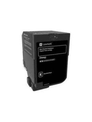 Lexmark C2360K0 Genuine Black Toner Cartridge - Standard Capacity  1,000 pages