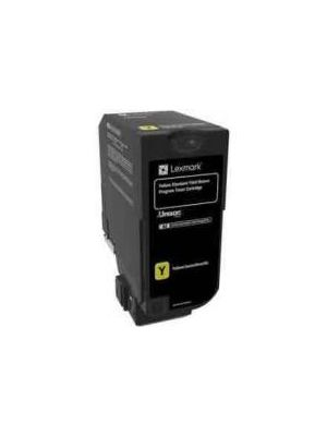 Lexmark C2360Y0 Genuine Yellow Toner Cartridge - Standard Capacity  1,000 pages