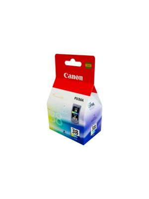 Canon CL38 Genuine Fine Colour Cartridge- 207 pages