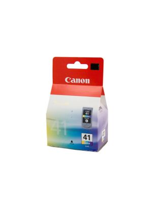 Canon CL41 Genuine Fine Colour Cartridge - 312 pages