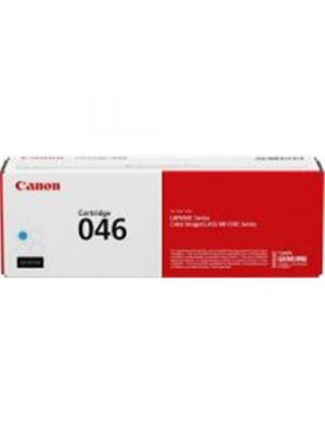Canon CART046 Genuine Cyan Toner Cartridge - 2,300 pages