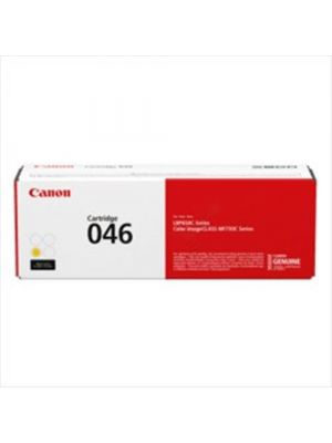 Canon CART046 Genuine Yellow Toner Cartridge - 2,300 pages